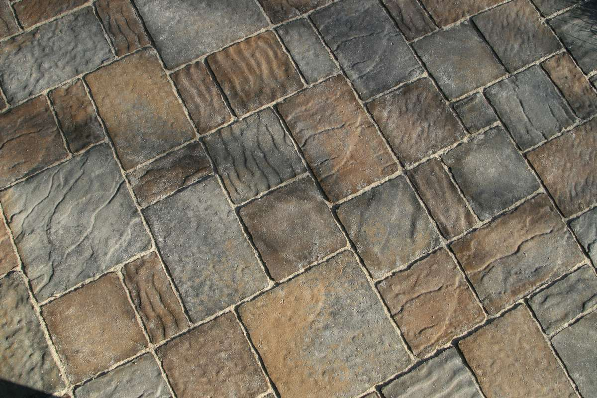 Pavers Flagstone Cement Cottonwood Landscaping